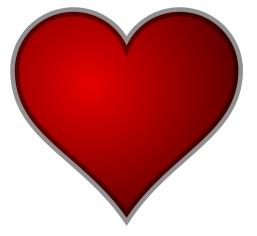 Valentine_heart_glow